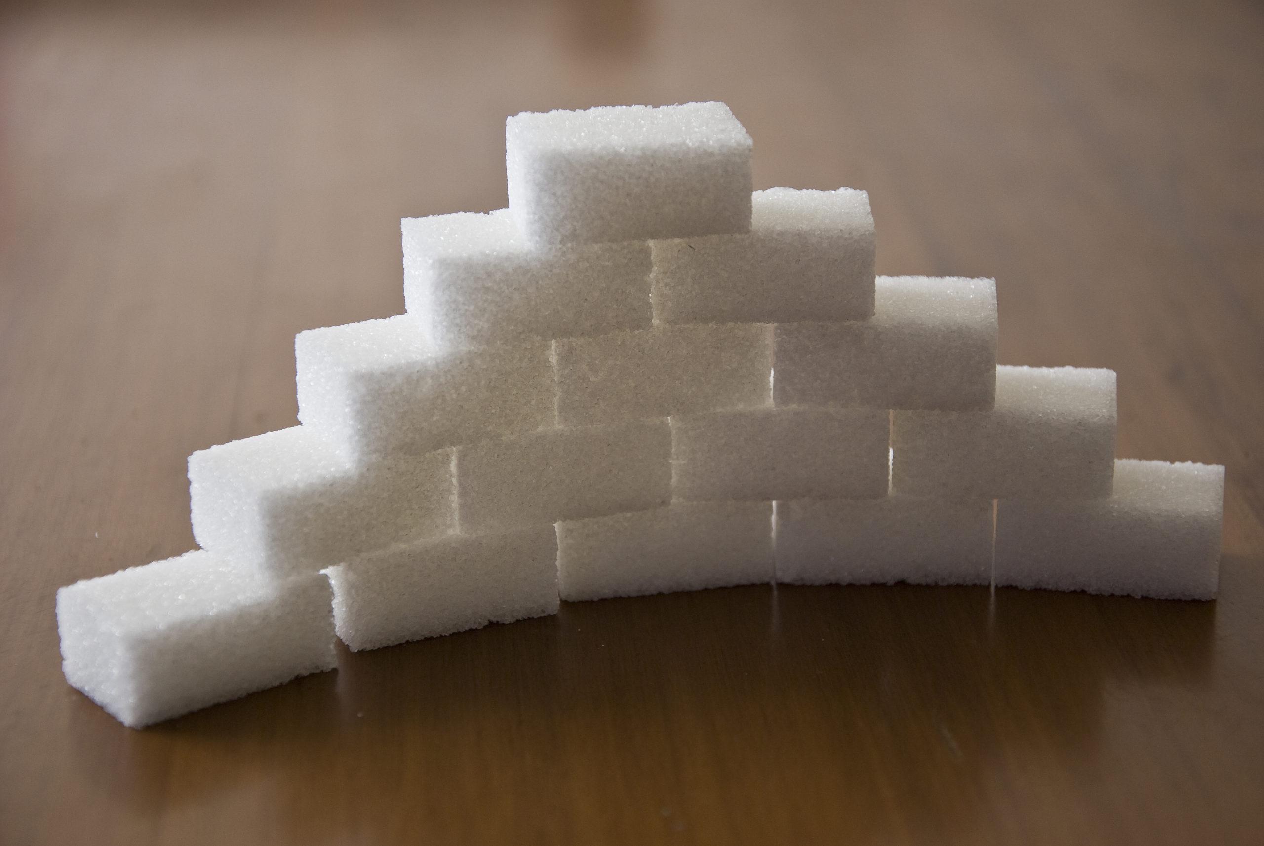 La médiatisation du sucre