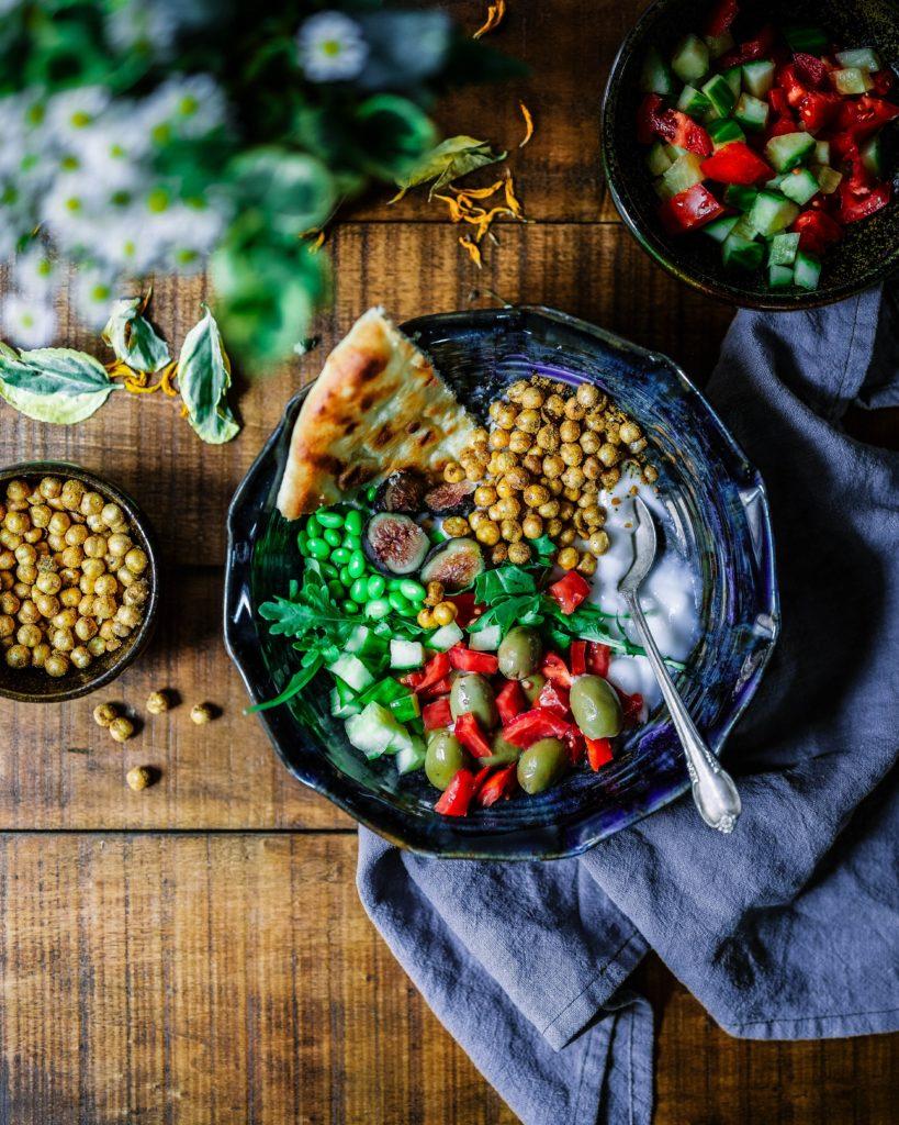 Alimentation végétarienne sans carences